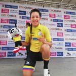 Milena reina en la primera de vuelta a Colombia