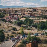 A entrenar ciclistas en España