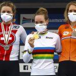 Corre Martínez la CRI de los mundiales que hoy domino Holanda