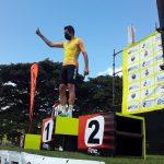 Sevilla con traje de luces se viste de amarillo al ganar la CRI en el Táchira