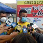 Clasificaciones quinta etapa vuelta al Táchira