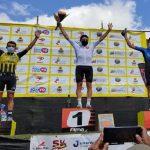 Clasificaciones cuarta etapa vuelta al Táchira 2021