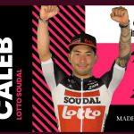 Intentona de Gaviria y victoria para Ewan en el Giro