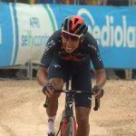 Megaobra de Egan en el Giro