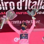 Por un suspiro Egan líder y por un suspiro se le escapa etapa a Gaviria en el Giro